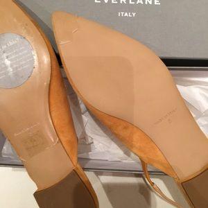 Everlane Shoes - The Editor Slingback Shoe by Everlane
